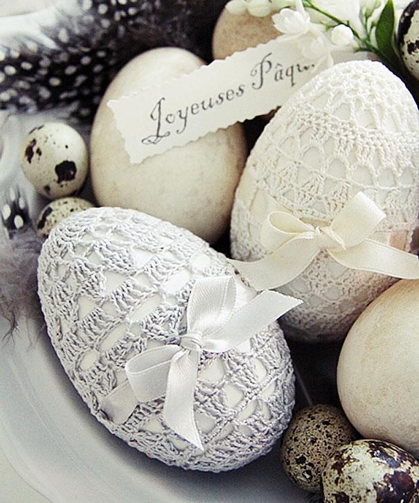 10 ідей дизайну пасхальних яєць