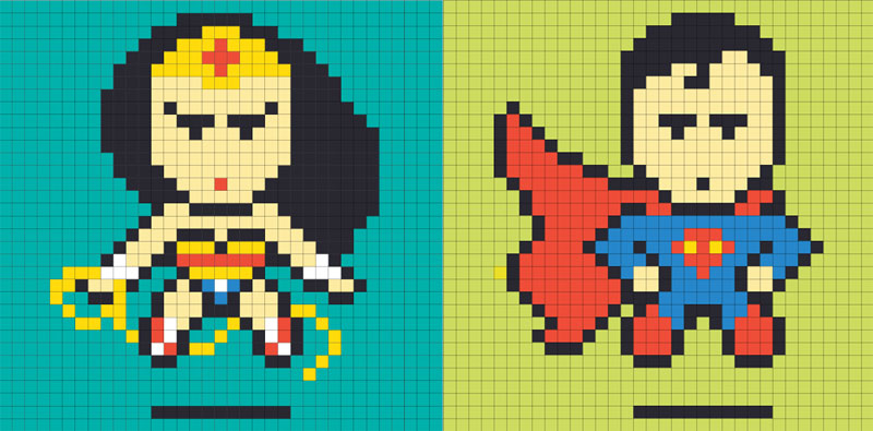 employee-uses-post-its-to-turn-drab-office-walls-into-giant-superhero-murals-22