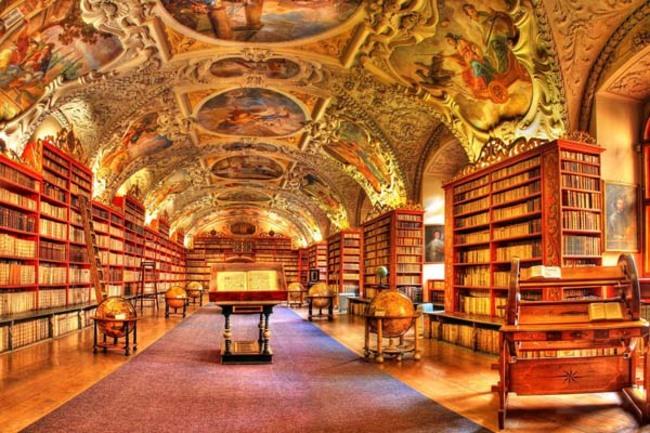 23 бібліотеки, в яких хочеться залишитись назавжди