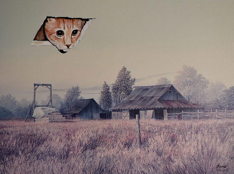 Старі картини – нові картини
