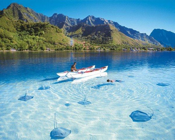 10 місць для райського відпочинку