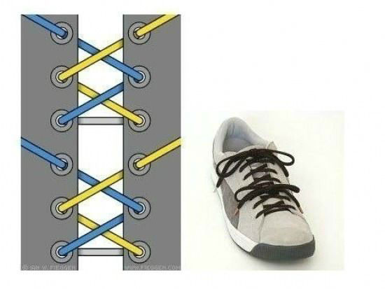 ways_to_tie_shoes_double_bow