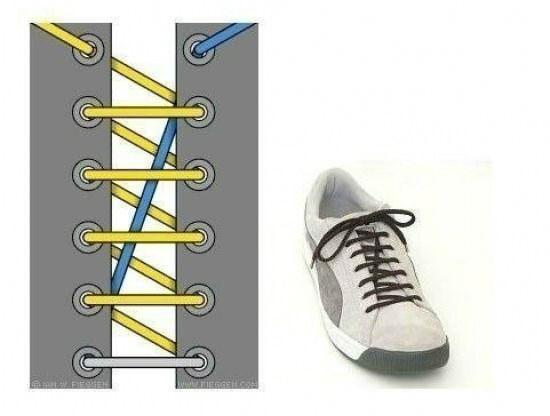 ways_to_tie_shoes_one_diagonal