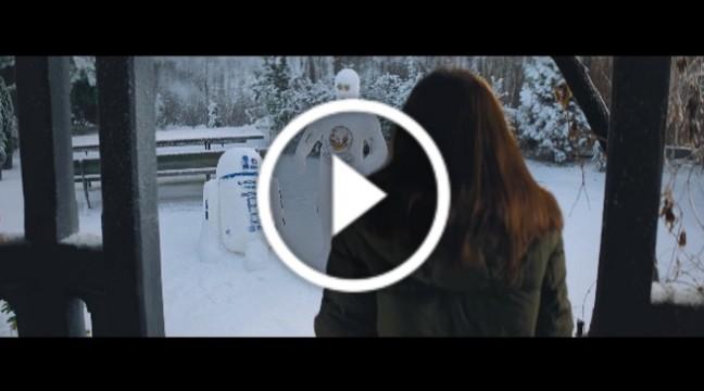 """Зворушлива реклама на тему """"Зоряних Війн"""" про перше кохання"""