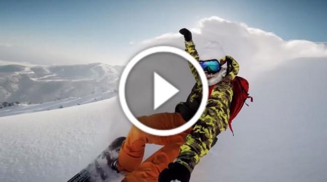 GoPro: найкраще за 2015 рік