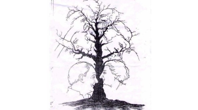 Скільки облич на дереві?
