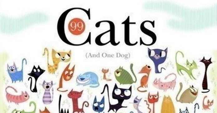 Тут заховані кіт та пес. Хто знайде?