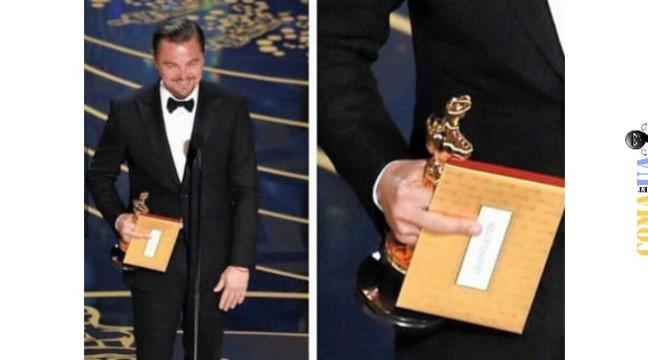 Мережа реагує на отримання Ді Капріо Оскара