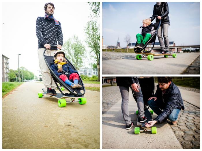 Longboardstroller-a-stroller-skateboard-combined-13