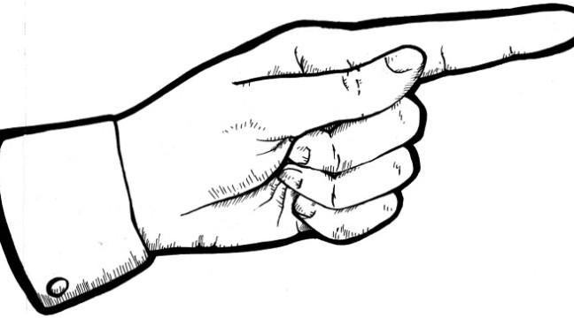 """Тест про характер """"на пальцях"""""""
