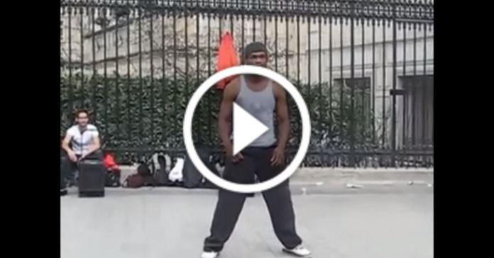 Бог вуличного танцю!