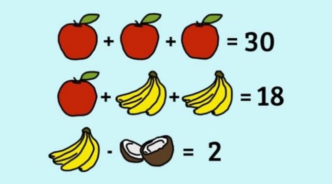 Чомусь більшість дорослих не можуть вирішити цю елементарну дитячу загадку