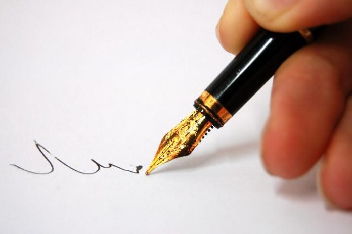 Підпис і характер. Таємниці графології