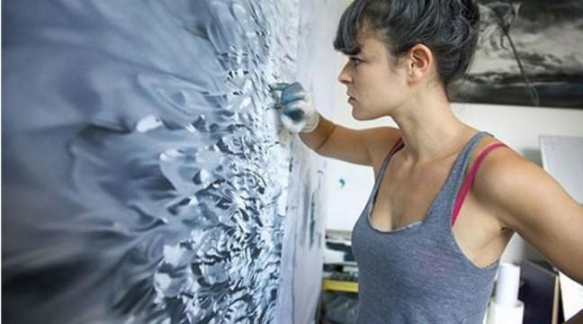 Художниця Зарія Форман малює картини, які неможливо відрізнити від фото