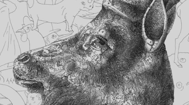 Малюнки з малюнків: чим довше дивишся – тим більше бачиш