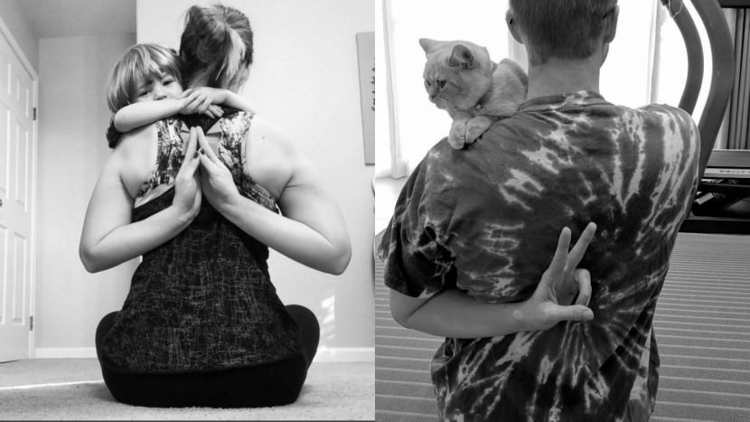 Guy-gets-help-from-a-cat-in-recreating-his-twin-sister's-photos21-830x467