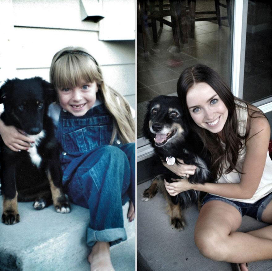 cute-pets-before-after-girl