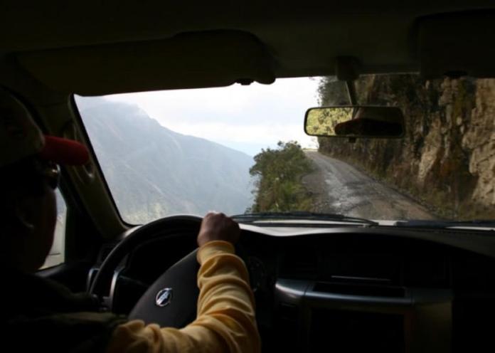 """""""Дорога смерті"""" у Болівії – найнебезпечніша дорога у світі"""