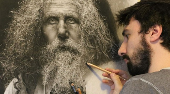 Гіперреалістичні картини від Емануеля Дасканіо