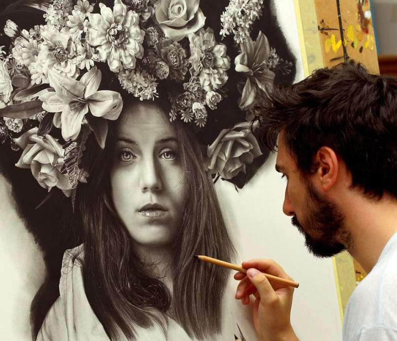 artist-spends-hundreds-of-hours-to-make-paintings-look-like-photographs8-805x691