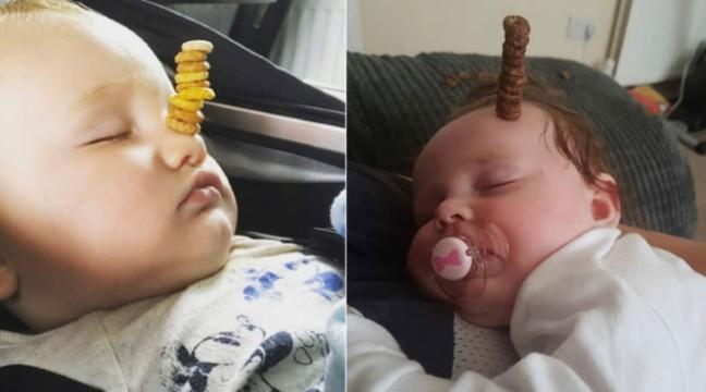В інтернеті нова розвага для татусів – #CheeriosChallenge