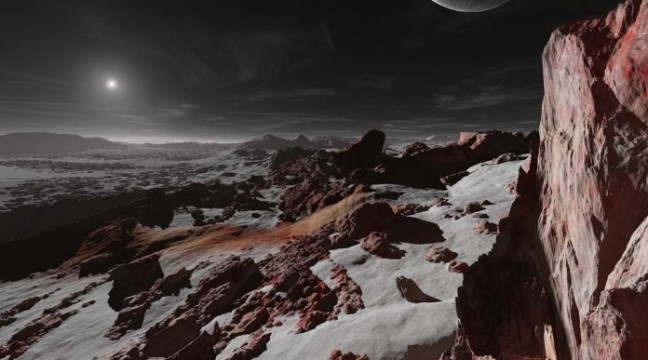 Ось як виглядає схід сонця на інших планетах та супутниках