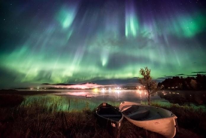 Кращі фотографії в області астрономії за 2016 рік