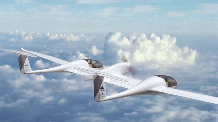 У Німеччині вперше піднявся в небо електричний пасажирський літак. Відео