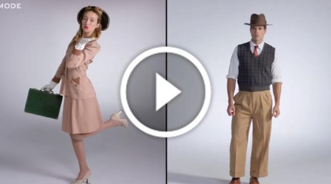 Як змінювалася мода протягом 100 років