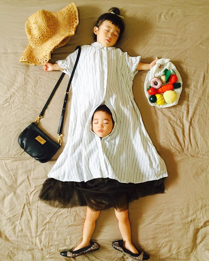 sleeping-japanese-twins-mom-dress-up-kids-photography-ayumiichi-11-57df9d2861e96__700