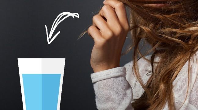 Легкий спосіб перевірити, здорове ваше волосся чи ні