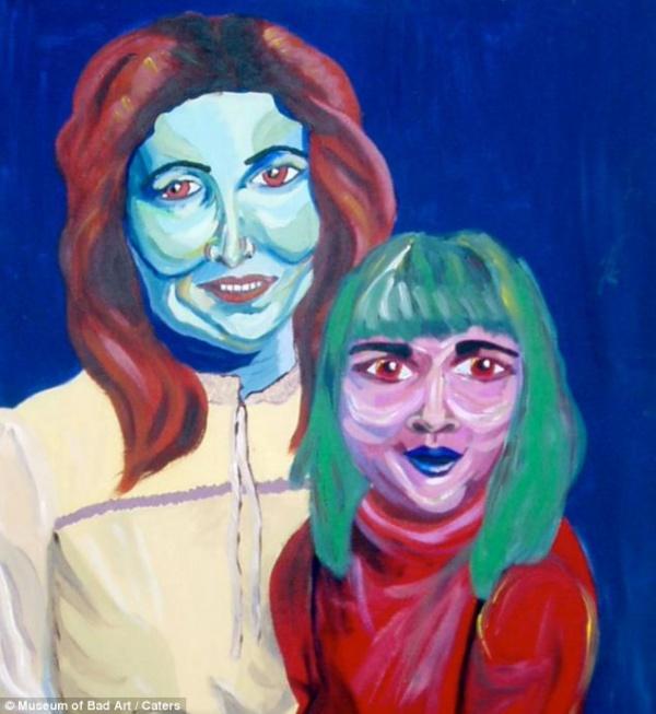 Сімейний портрет: мама і донька