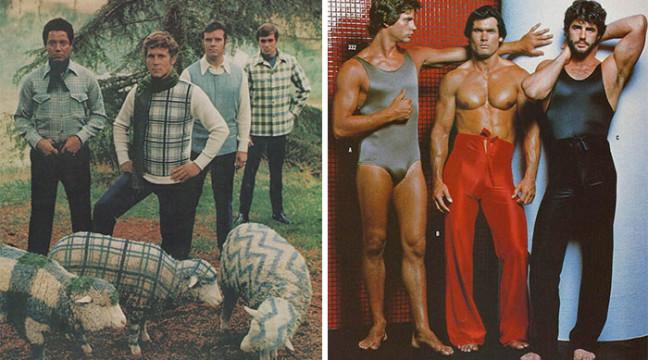 15 причин, чому чоловіча мода 70-х років ніколи не повернеться