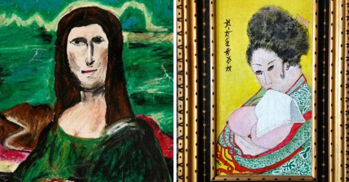 Бостонський Музей поганого мистецтва зібрав вже більше 600 робіт