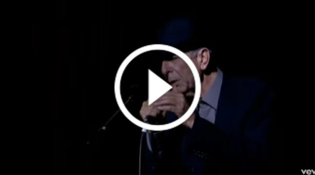 """""""Hallelujah"""" – легендарна після Леонарда Коена, від якої завжди мороз по шкірі"""