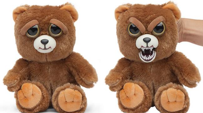Милі іграшкові тваринки перестають бути милими, коли їх стискаєш