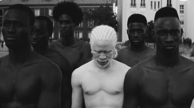 Чудовий фото-проект, присвячений незвичній красі альбіносів