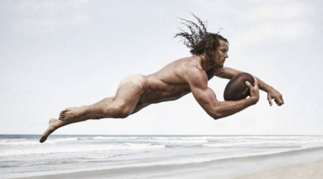 Як виглядають відомі спортсмени без одягу