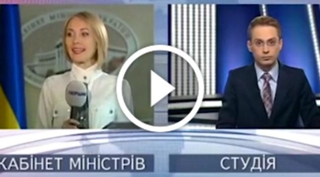 Топ смішних ляпів на українському телебаченні