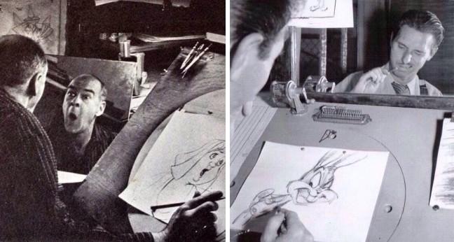 А ви бачили коли-небудь, як працюють художники-мультиплікатори?