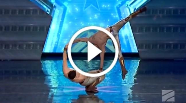 Українські акробати підкорили грузинське шоу талантів