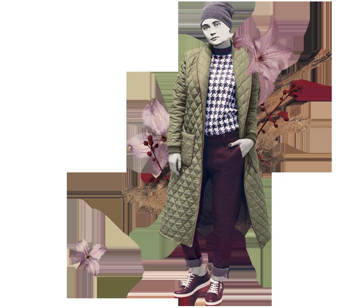 Речі: пальто та брюки booriva, шапка Zhanna UDLER, черевики Sergio parenti
