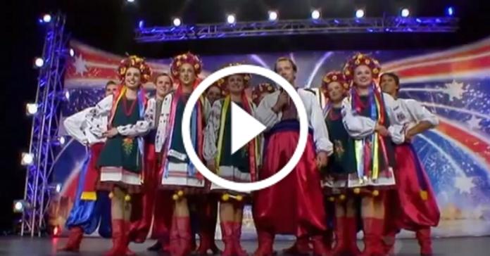 На австралійському шоу талантів танцювали український гопак