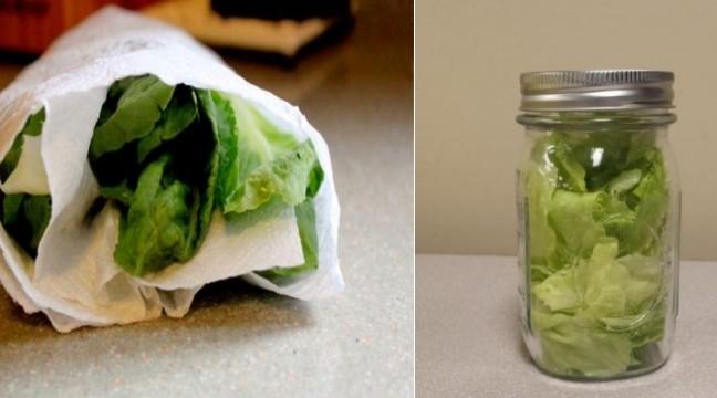 10 хитрощів, які збережуть ваші продукти свіжими надовго