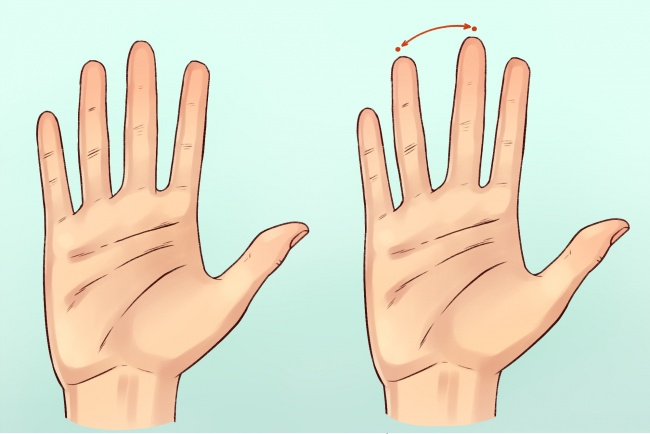 Ваші руки можуть багато розповісти про ваш характер