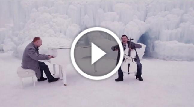 """""""Зима"""" Антоніо Вівальді в сучасному аранжуванні"""