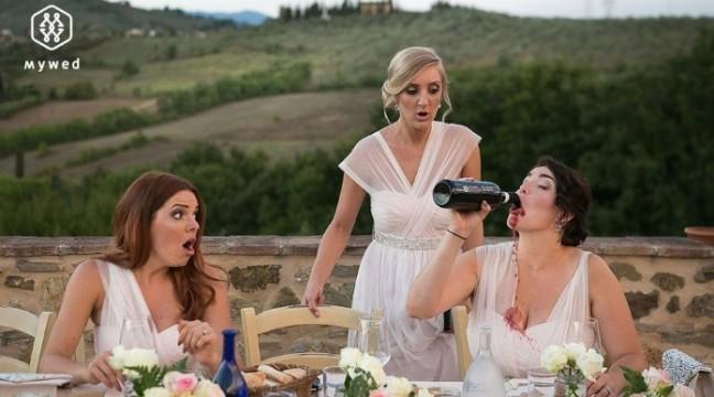 """Топ-10 найяскравіших весільних """"фейлів"""", які встигли зловити фотографи у 2016"""