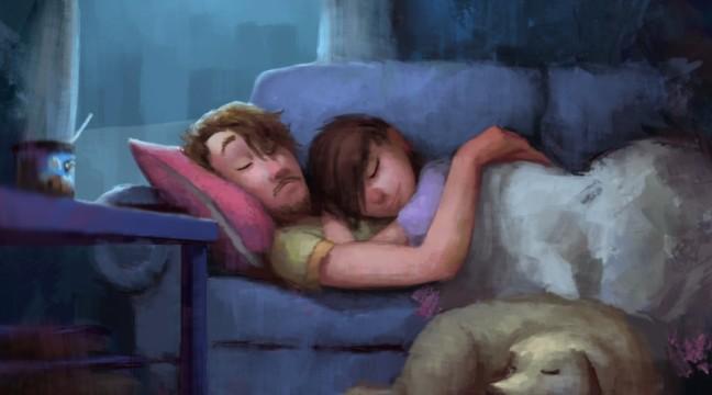 15 ілюстрацій про любов і романтику