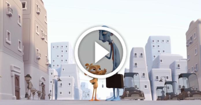 """""""Однаково"""":  короткометражний мультик-антиутопія, який змусить вас задуматися"""