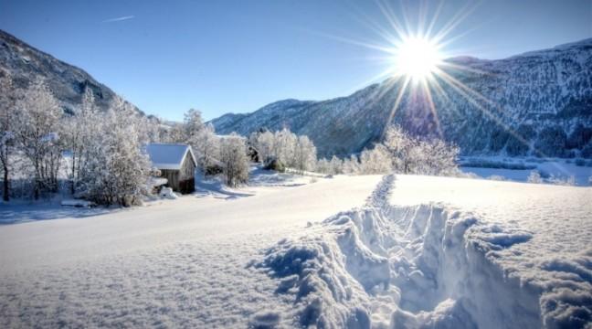 Притча про дружбу: Два сусіда і сніг